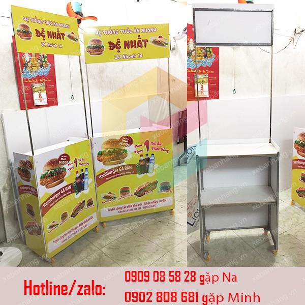 booth sat ban hang lap rap