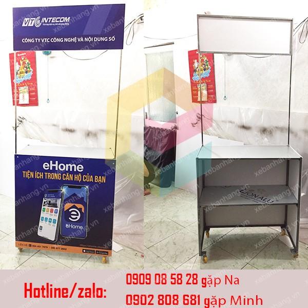 booth sat ban hang luu dong