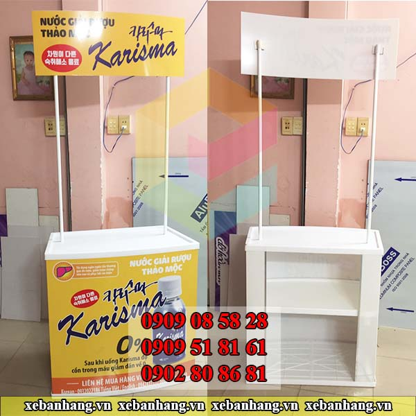 booth size su kien event